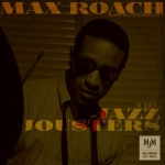Max Roach approached by The Jazz Jousters